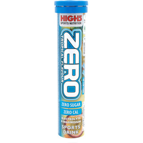 High5 Electrolyte Sports Drink Zero Tabs 20 Pieces, Tropical